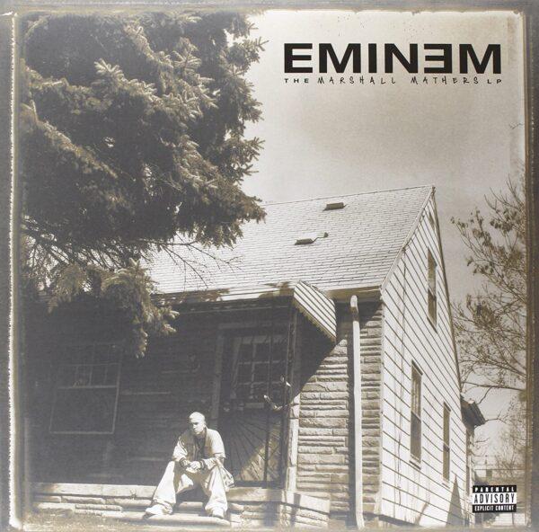 Album Eminem - Vinile Marshall Mathers LP