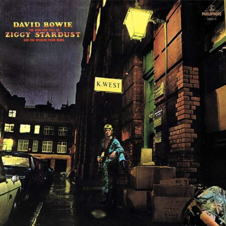 Vinile The Rise And Fall Of Ziggy Stardust - Album David Bowie