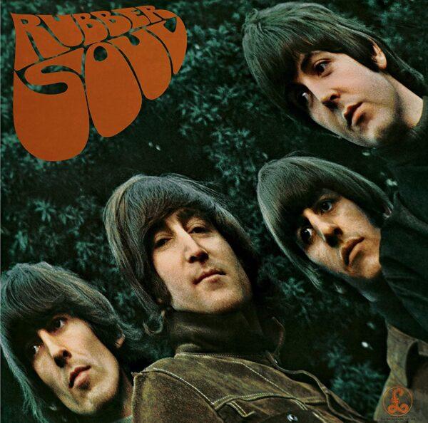 Album Beatles - Vinile Rubber Soul