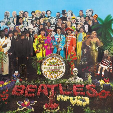 Vinile Beatles Sgt. Pepper'S Lonely Hearts Club Band - Album Beatles
