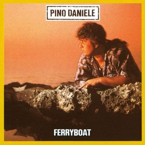 Vinili Pino Daniele - Album Ferryboat