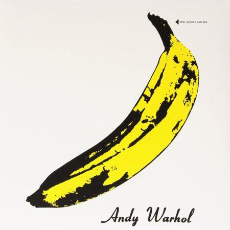 Vinile Velvet Underground e Nico - Album - Cover Andy Warhol