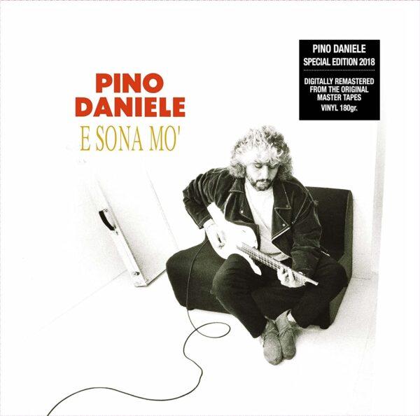 Vinile e sona mo - Album Pino Daniele
