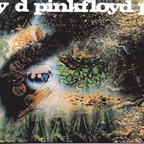 A saucerful of secrets Cover - Vinile Pink Floyd