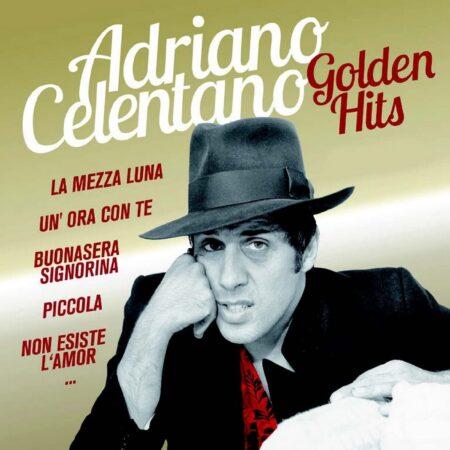 Vinile Adriano Celentano - Golden Hits