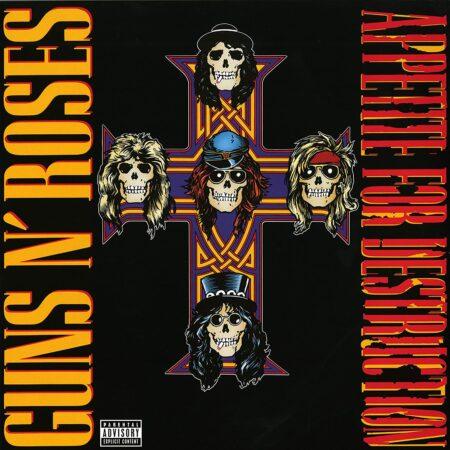 Vinile Appetite for Destruction - Album Guns N' Roses
