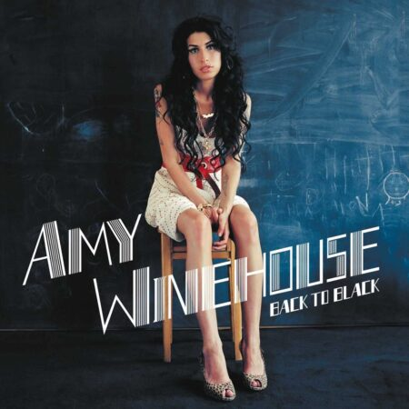 Vinile Back to Black - Album Amy Winehouse