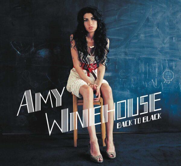 Vinile Back to Black - Album Amy Winehouse