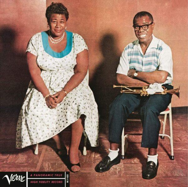 Vinile Ella and Louis - Album Fitzgerald e Armstrong