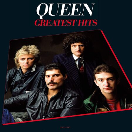 vinili queen greatest hits album queen copertina