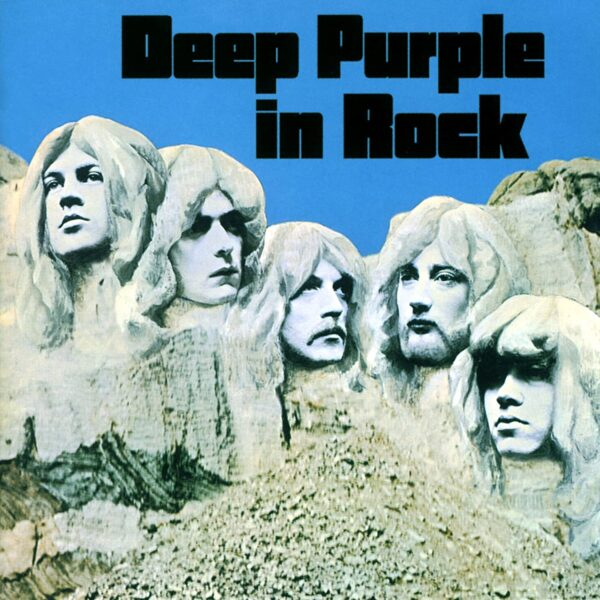 Vinile in Rock - Album Deep Purple