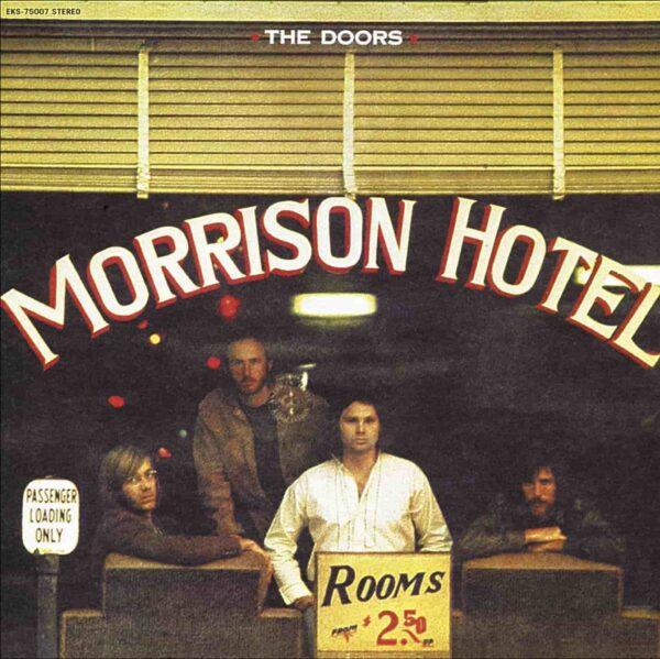 Morrison Hotel Album - Vinile Doors