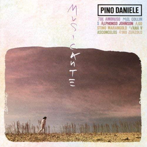 Album Musicante - Vinili Pino Daniele