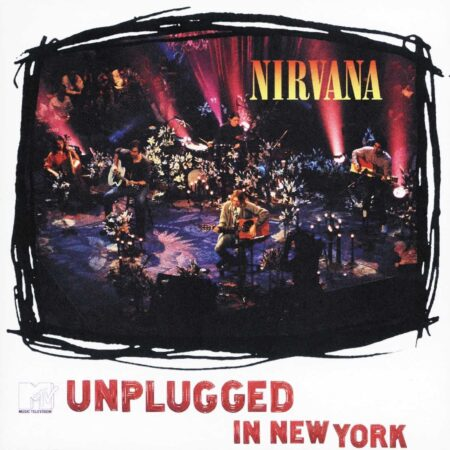 MTV Unplugged in New York Vinile - Album Nirvana