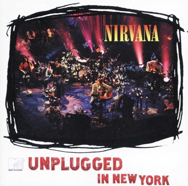 MTV Unplugged in New York Vinile - Album Nirvana