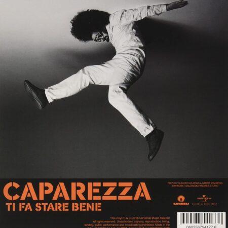 Ti fa stare bene + Una Chiave - Vinile edizione limitata - Album Caparezza