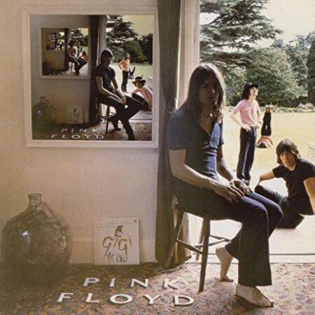 Vinile Pink Floyd - Ummagumma copertina fronte