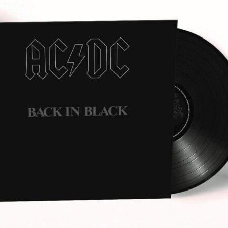 Album Back in Black - Vinile AC/DC