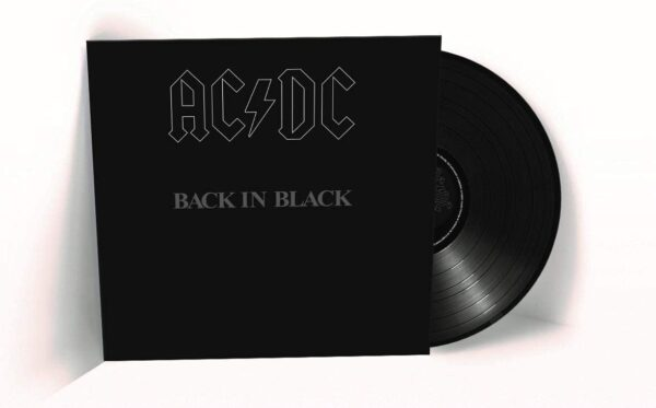 Album Back in Black - Vinile AC/DC