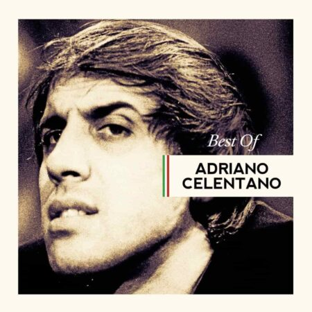 Album Best of Adriano - Vinili Celentano