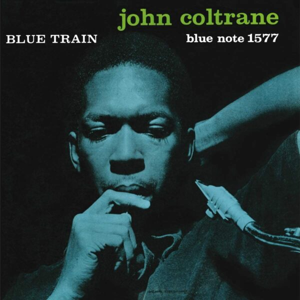 Vinile Blue Train - John Coltrane Album