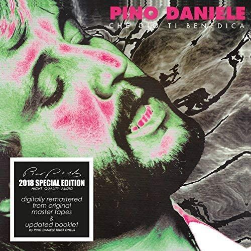 Vinile Che Dio ti Benedica - Album Pino Daniele