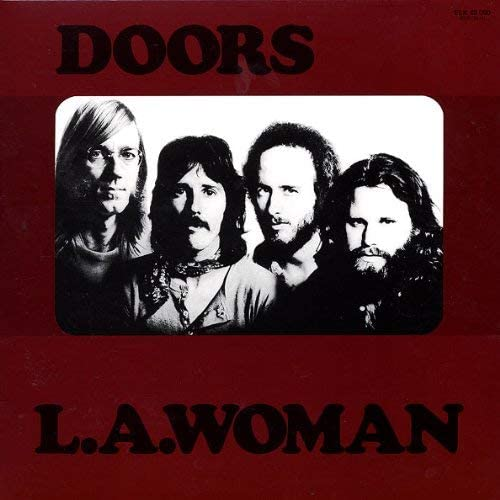 Album Doors - Vinile LA Woman