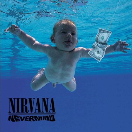 Nevermind Vinile - Album Nirvana