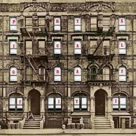 Vinile Physical Graffiti - Album Led Zeppelin