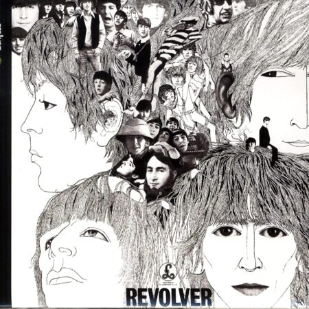 Vinile Revolver - Beatles Album