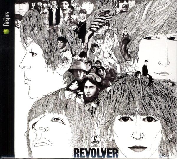Vinile Revolver - Beatles Album