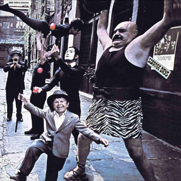 Vinile Strange Days - Album Doors
