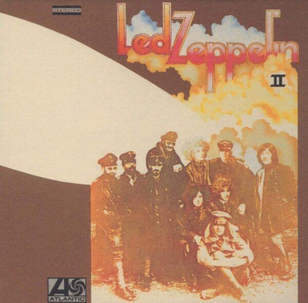 Vinilie Led Zeppelin II - Album Led Zeppelin