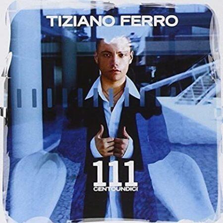 111 Centoundici Album Tiziano Ferro Vinile