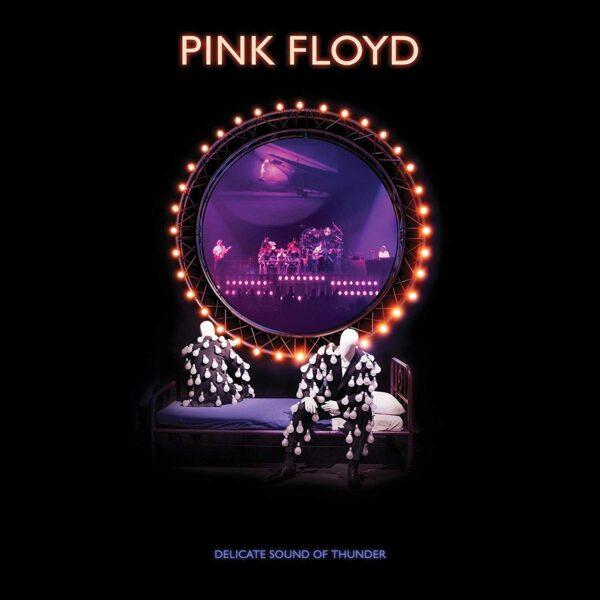 Delicate Sound of Thunder - Vinile Pink Floyd - Ristampa 3 LP