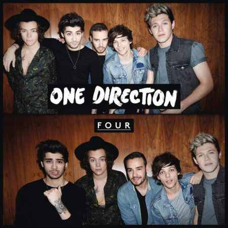 Four Album One Direction