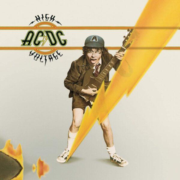 High Voltage Vinile AC DC Album