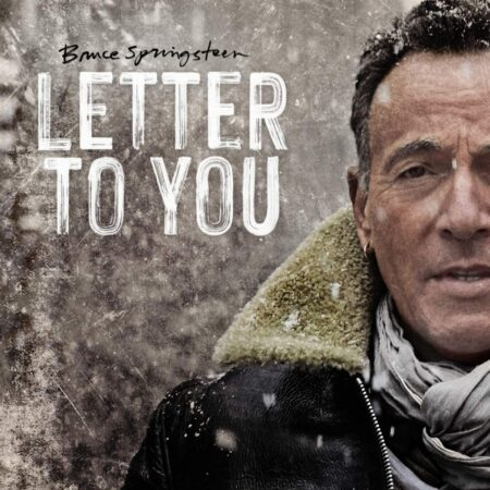 Vinile Letter to You - Album Bruce Springsteen