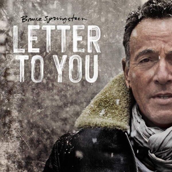Vinile Letter to You - Album Bruce Springsteen