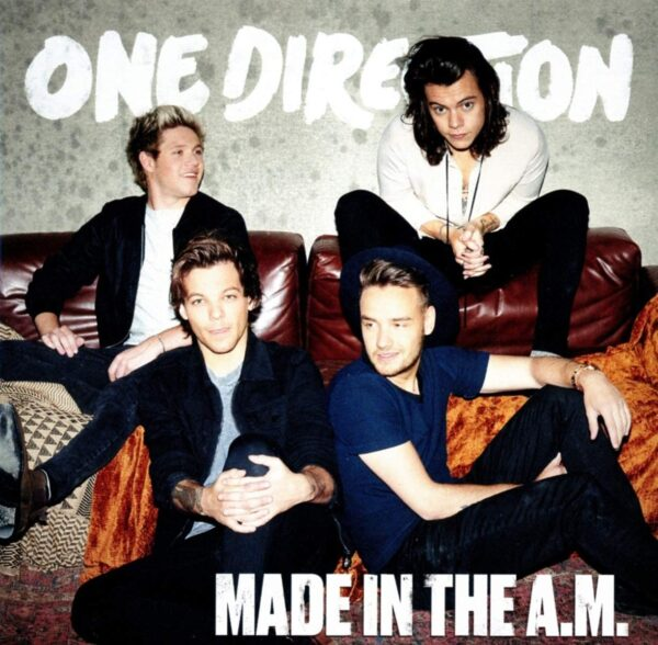 made in the a.m. album one direction
