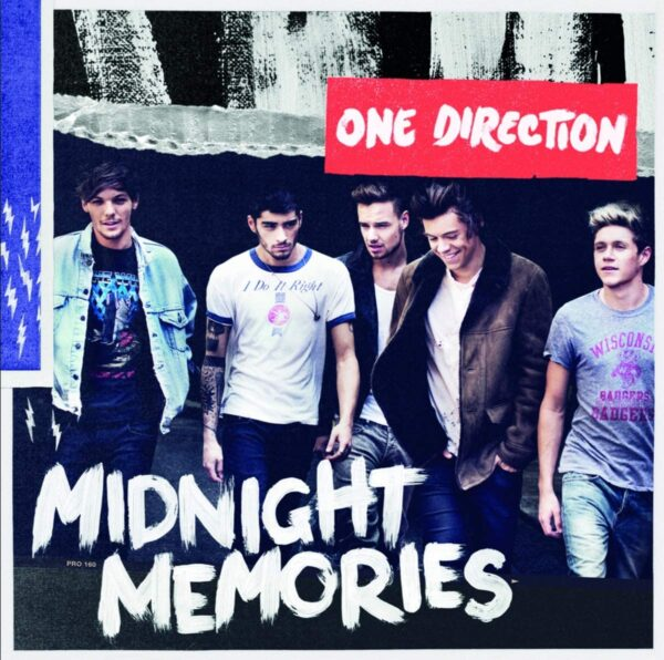 Midnight Memories CD One Direction