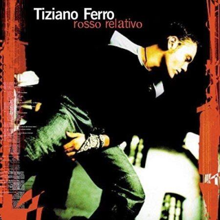Vinile Rosso Relativo Tiziano Ferro Album