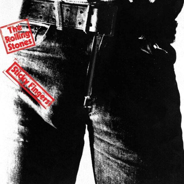 Sticky Fingers Rolling Stones Vinile Album