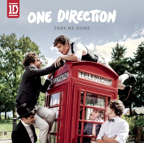 Take me Home Album One Direction