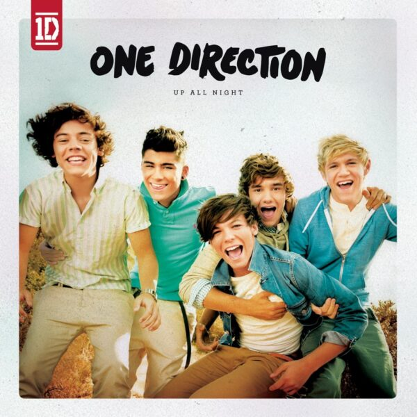 Up All Night One Direction Album
