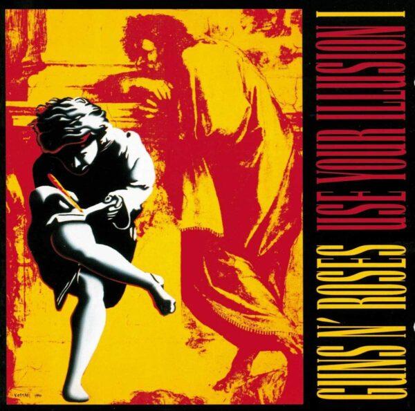 Use Your Illusion 1 Vinile Guns n Roses
