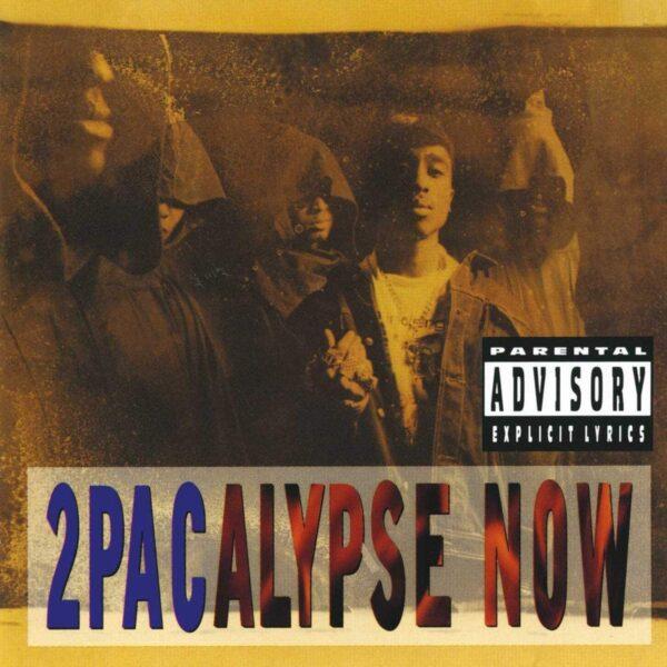 Vinile 2pacalypse now Album Tupac Shakur