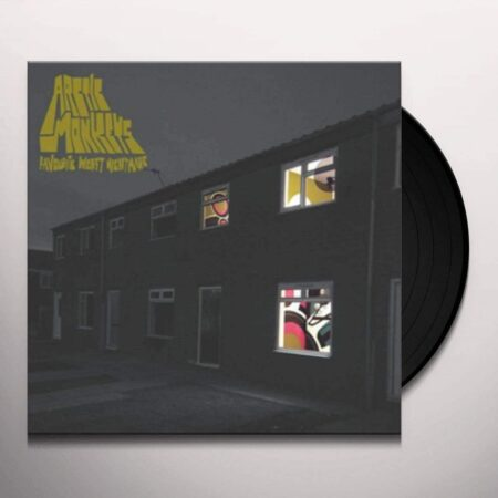 Album Favourite Worst Nightmare Vinile Arctic Monkeys