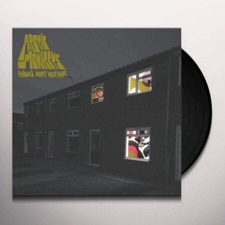 Album Favourite Worst Nightmare Vinile Arctic Monkeys