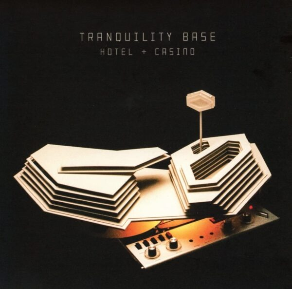 Vinile Tranquility Base Hotel & Casino Album Arctic Monkeys